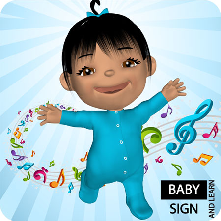 Baby Sign and Sing App